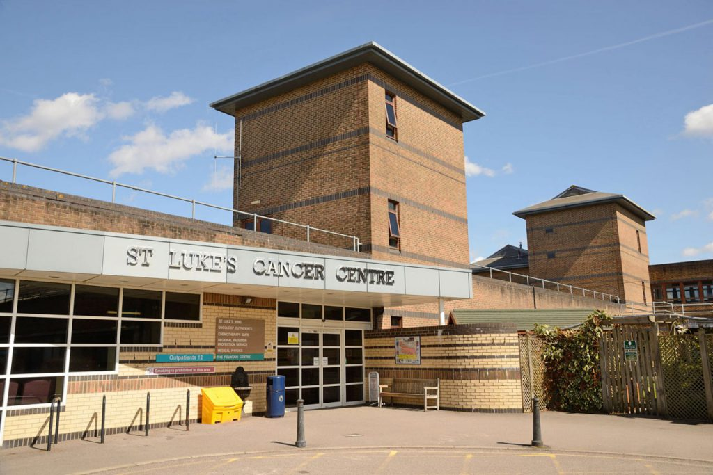 St Luke's Cancer Centre Picture